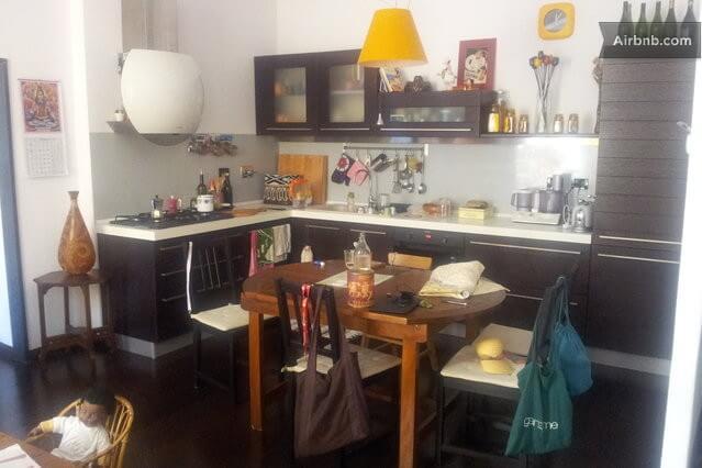 Genova con airbnb