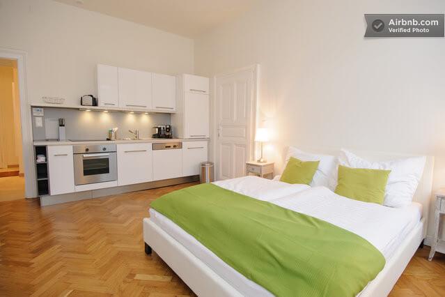 Modern apartement close to the center - Vienna