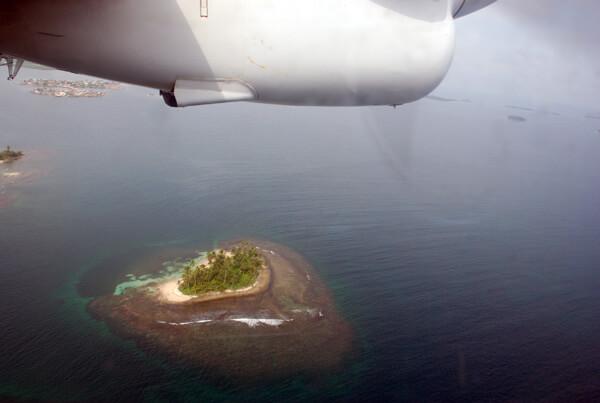 Arrivare alle San Blas in aereo