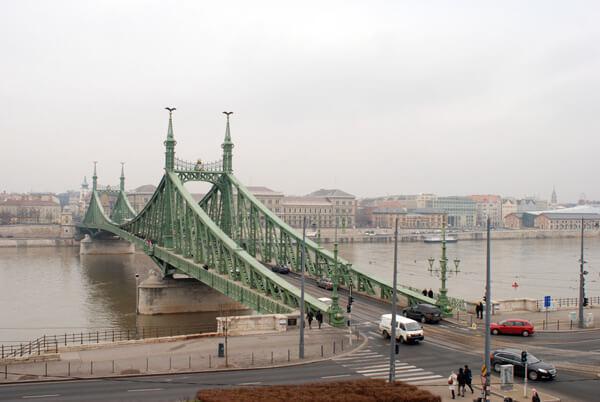 ponti di budapest