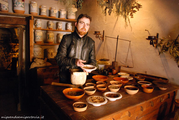 mercato delle gaite distilleria