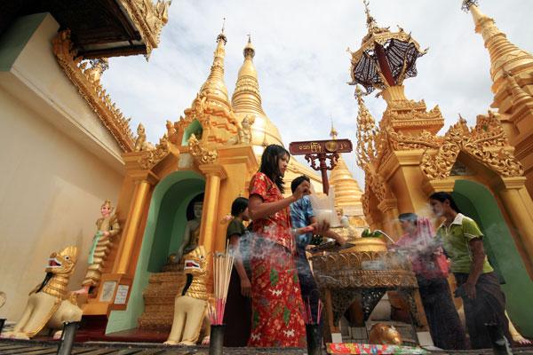 viaggio in Birmania fai da te