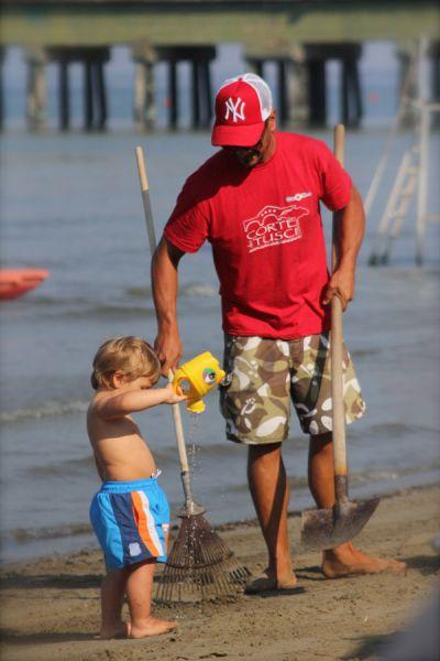 dove andare al mare in toscana coi figli piccoli