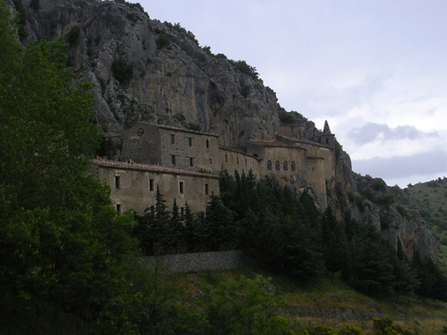 Santuario della Madonna delle armi, Cerchiara