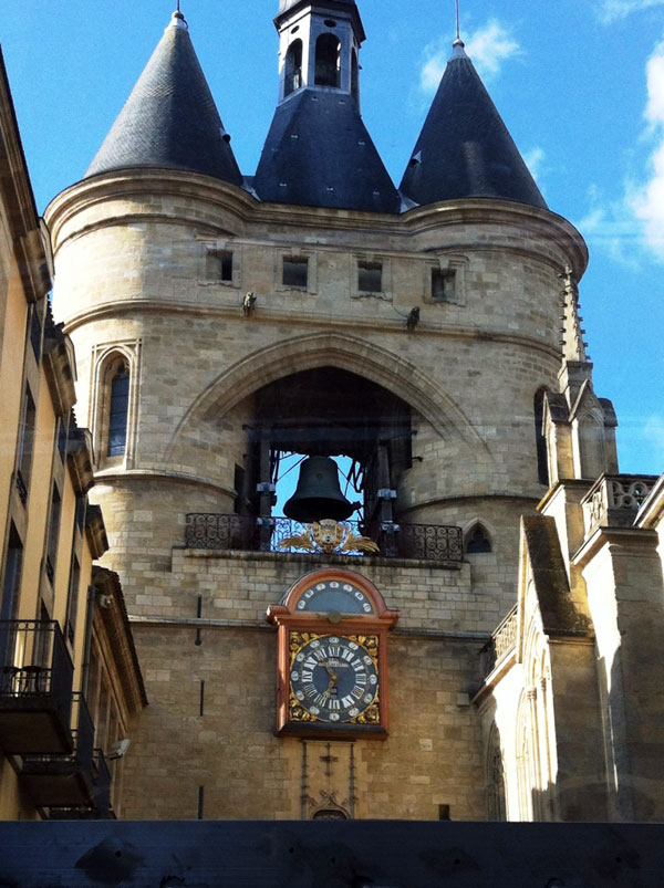 Visitare Bordeaux