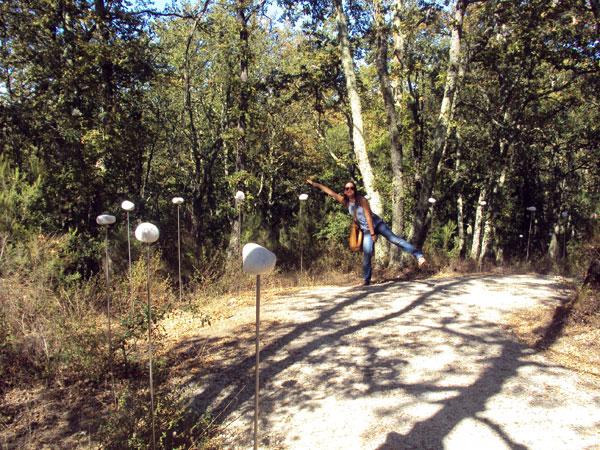 parco delle sculture del chianti