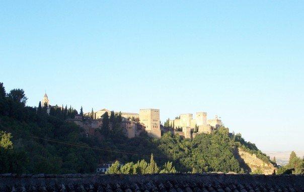 Granada_Alhambra dal Sacromonte