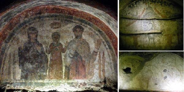 catacombe napoli