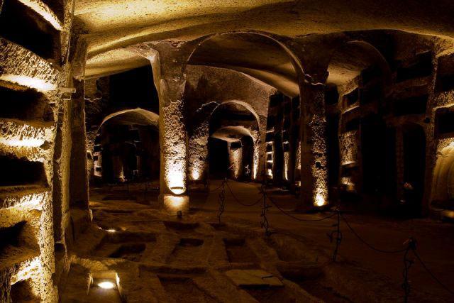 .catacombe napoli