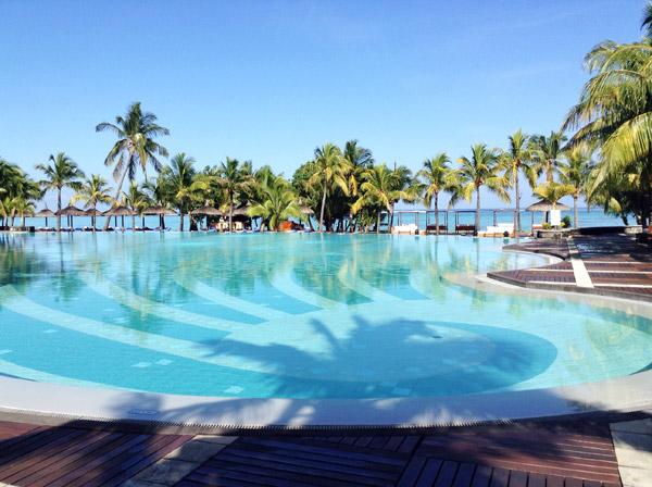 Dinarobin resort Le Morne