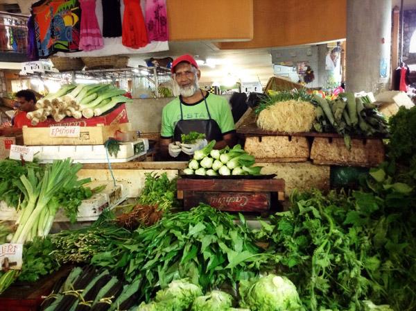 mercato di port luis mauritius