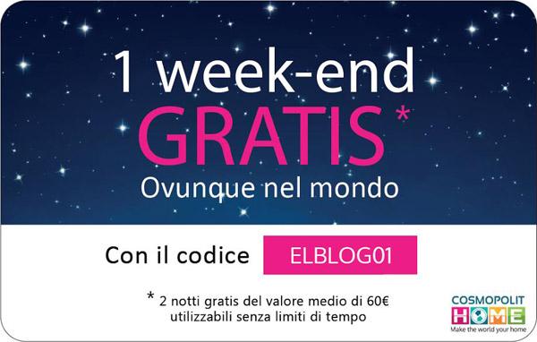 weekend gratis
