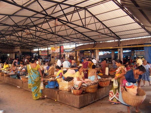 Goa diario di viaggio india