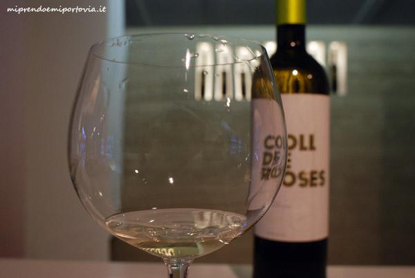 itinerario del vino catalogna