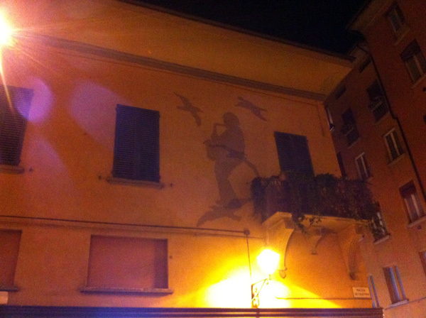 Bologna art night