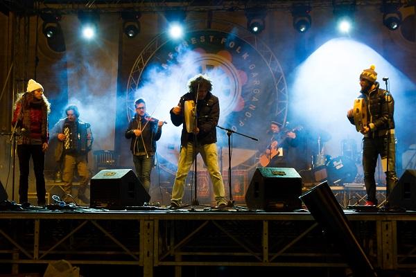 Manfredonia in musica