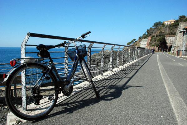 LA Francesca Bonassola Liguria