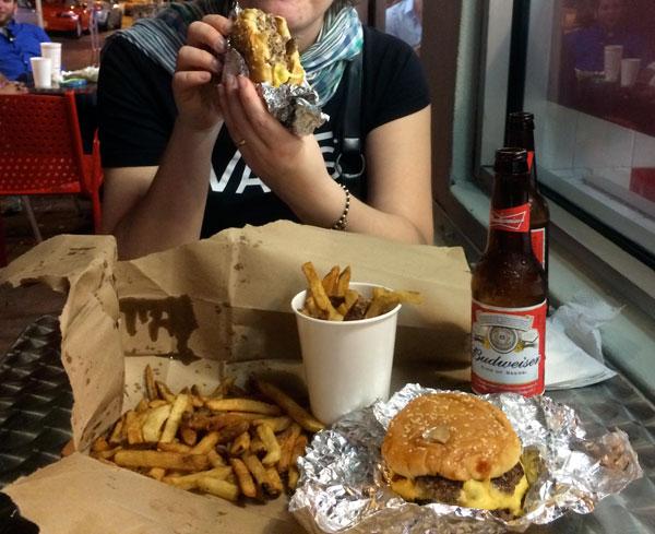 Cosa mangiare in America