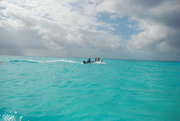 Rangiroa viaggio in Polinesia