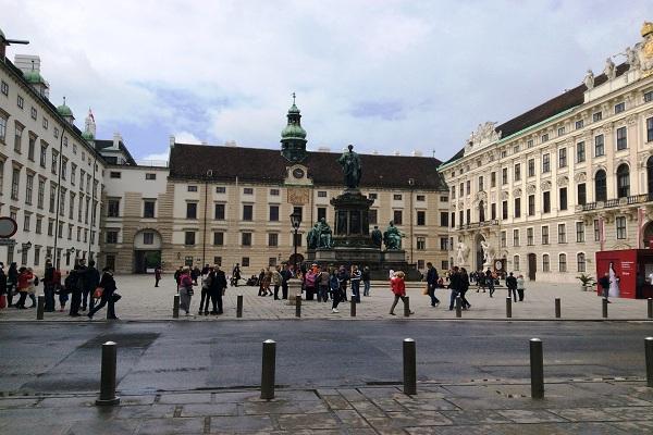 weekend a Vienna