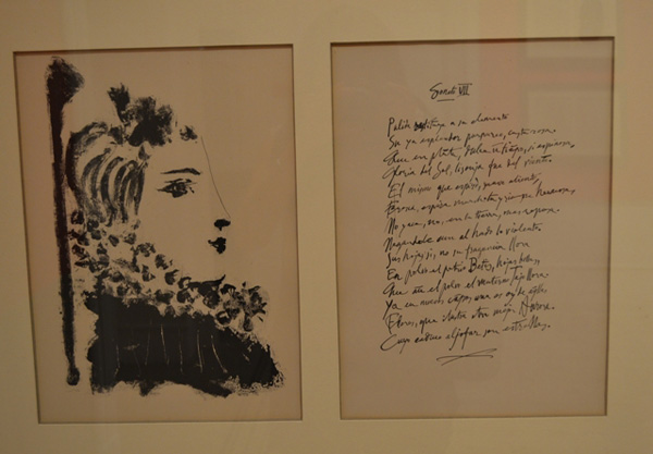 Picasso a Sorrento