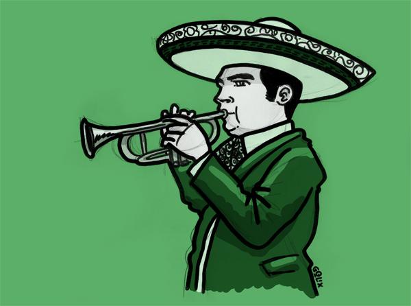 mariachi golix