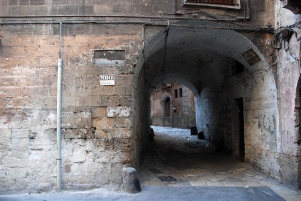 vicoli taranto città vecchia