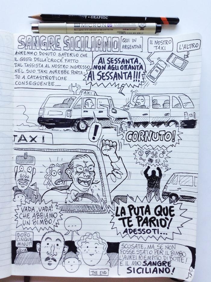 racconti di viaggio a Buenos Aires