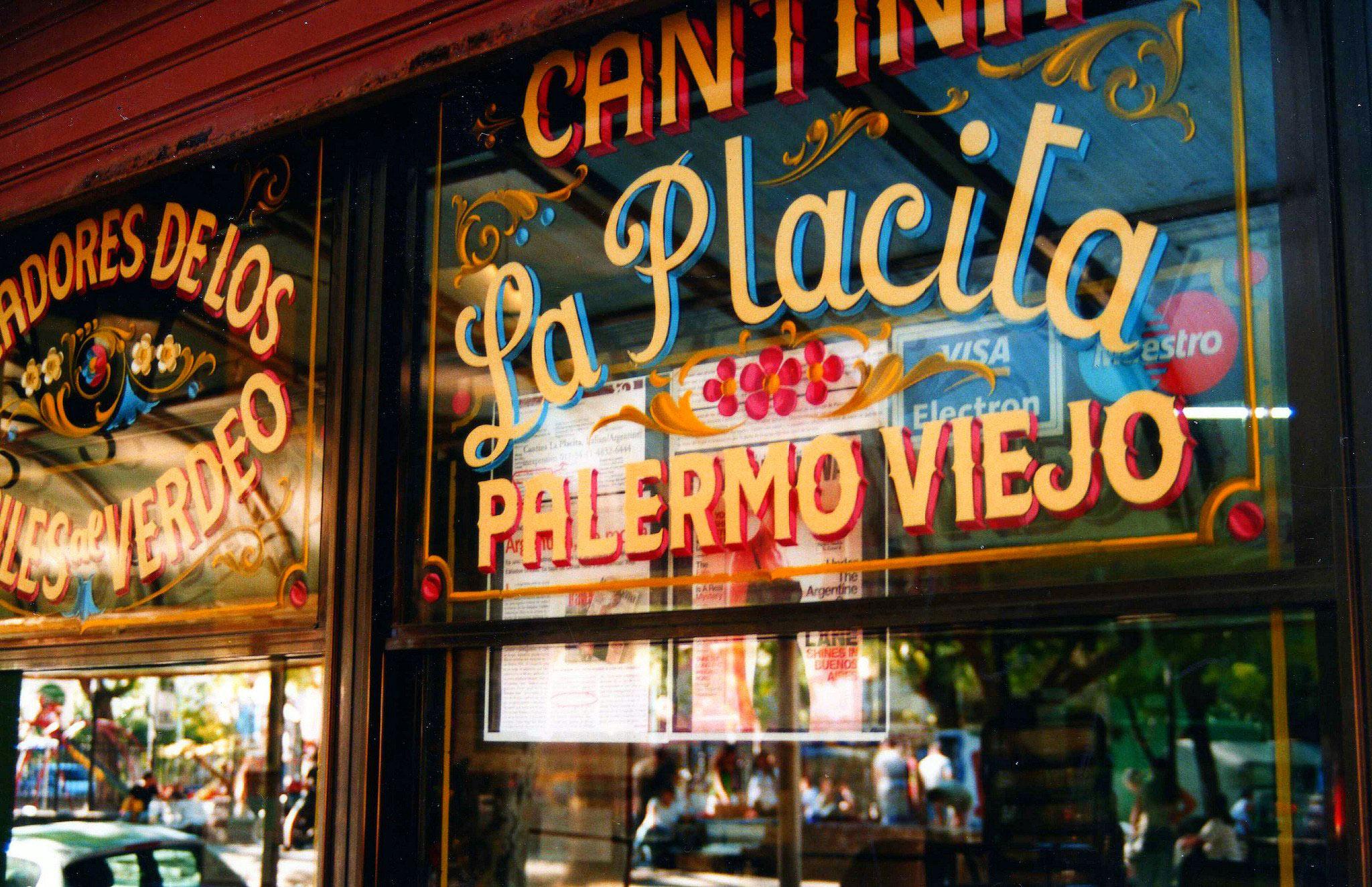 Quartiere palermo Buenos Aires