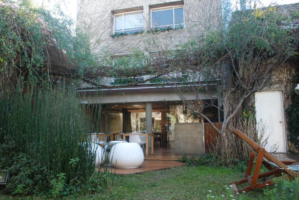 Home hotel Buenos aires - giardino