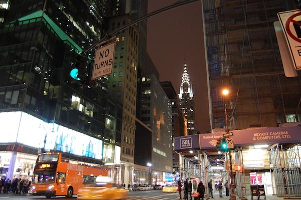 New York coi bambini
