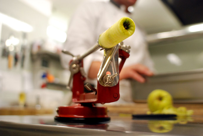 show cooking in Trentino