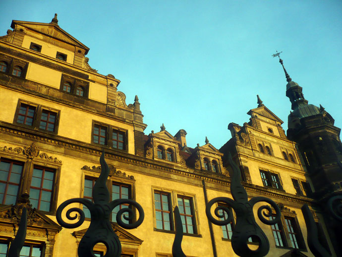 visitare Dresda