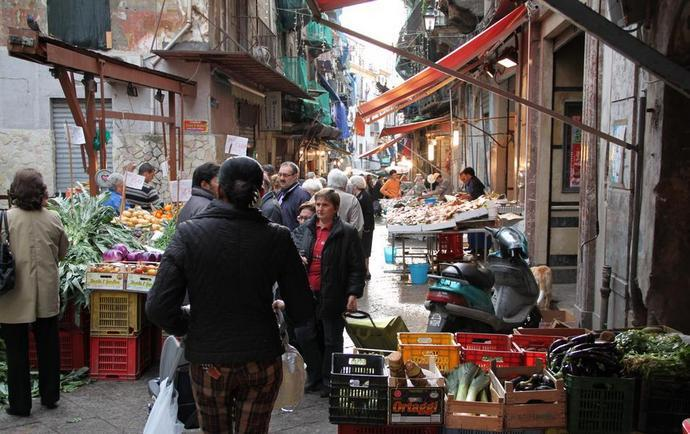 street food palermitano