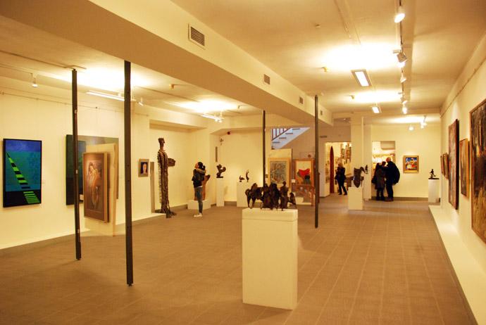gallery averoff