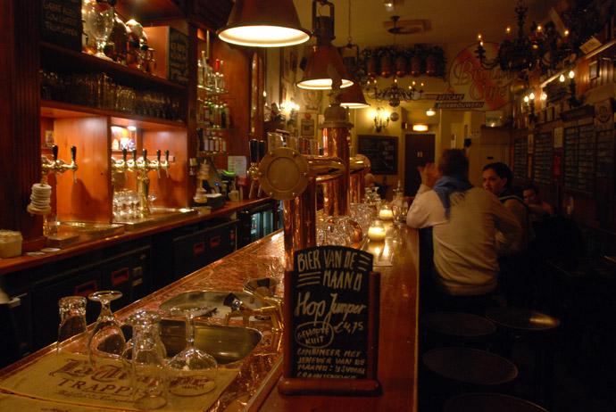 Arendsnest Dutch Beerbar amsterdam