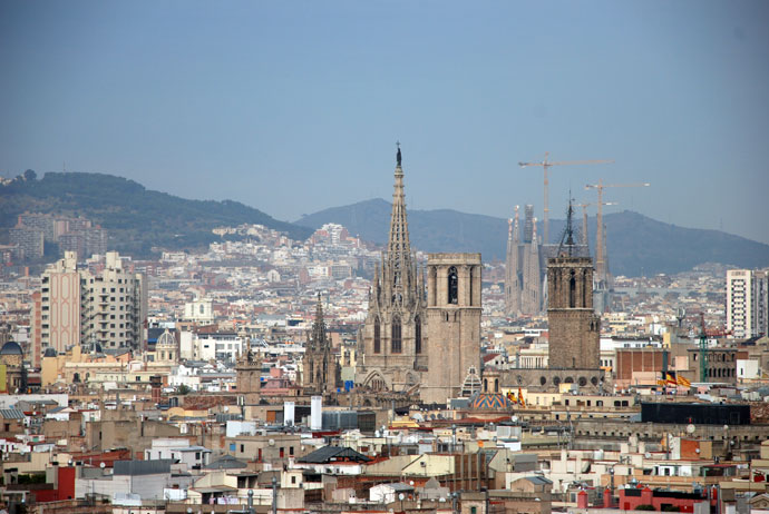 Visitare barcellona in 3 giorni for Visitare barcellona