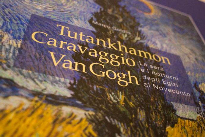 tutankhamon caravaggio van gogh mostra vicenza