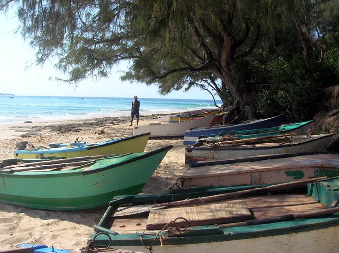 Mozambico Tofo