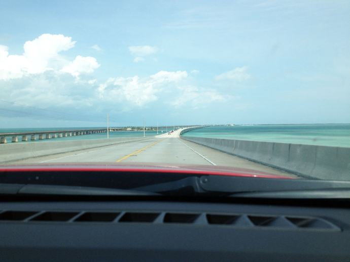 Da Miami a Key West: Seven Miles Bridge