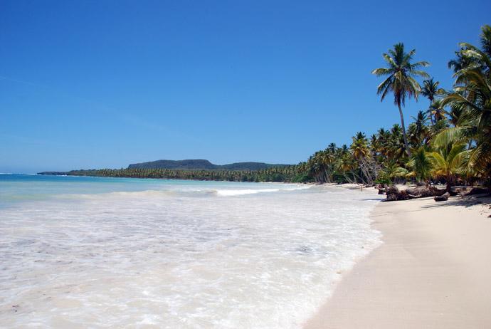 spiaggia repubblica dominicana