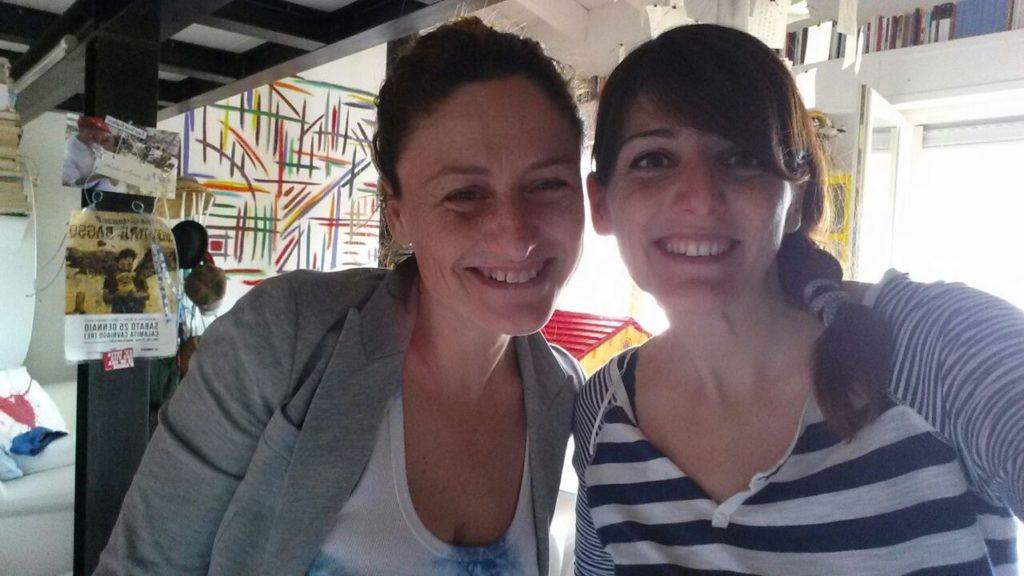 blogger Elisa Paterlini e Paola Annoni