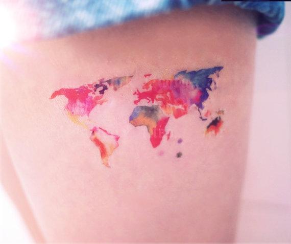 Tatuare la propria casa con gli stickers di viaggio for Il costo di costruire la propria casa