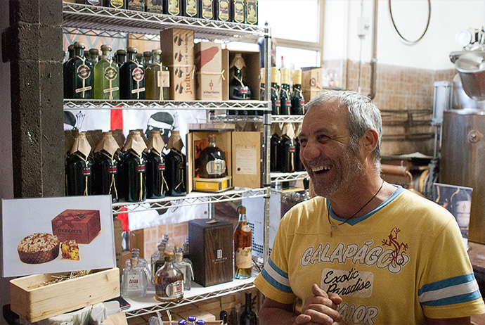 Distillerie-Lussurgesi Carlo Pische