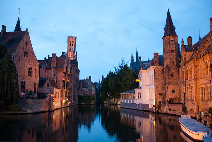 viaggio a Bruges