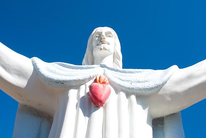 cristo di santu lussurgiu