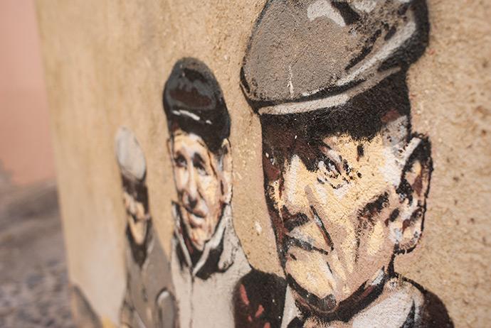 murales di santu lussurgiu