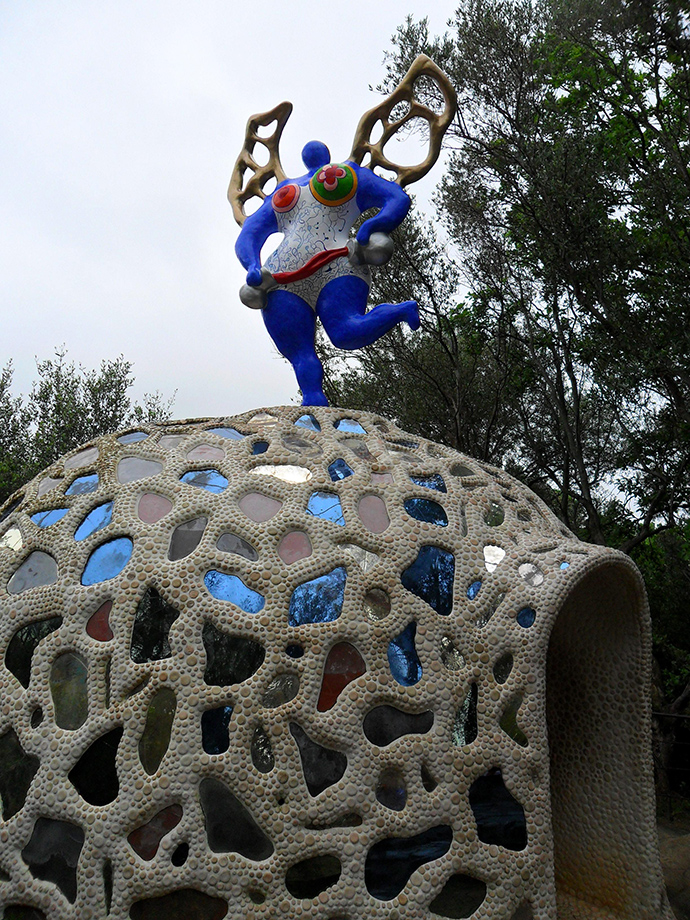 cosa vedere in Toscana: il giardino dei tarocchi