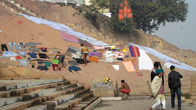 Diario di viaggio in India