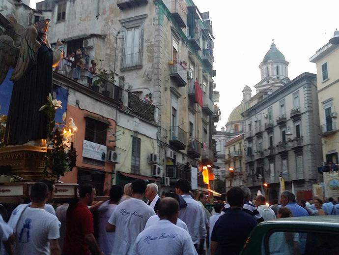 Rione Sanità, Napoli, la bellezza sconfiggerà i pregiudizi